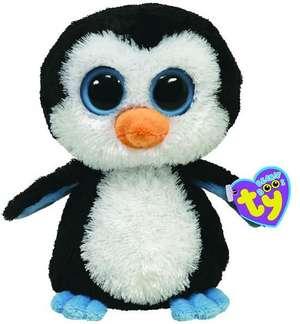 Waddles - Pinguin de plus, 15cm