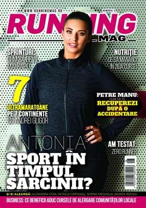 Running Mag, Numărul 4 de Running Mag