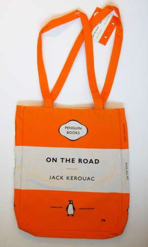 Penguin Tote: On the Road (Orange) de JACK KEROUAC