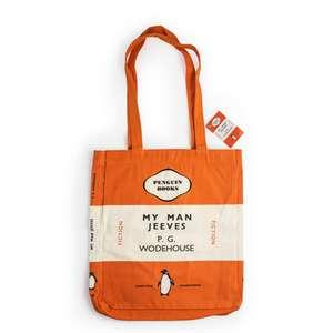 Sacosa Sacosa Penguin (Book Bag), My Man Jeeves