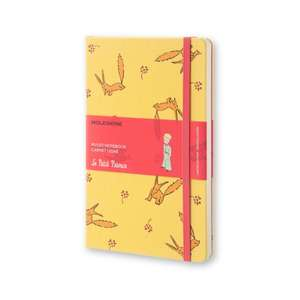 Moleskine Le Petit Prince Fox Large Ruled Notebook