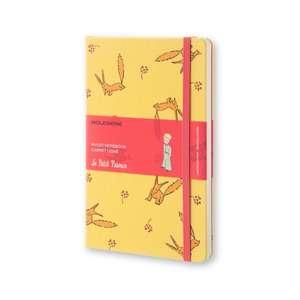 Moleskine Le Petit Prince Fox Large Ruled Notebook