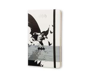 Moleskine Batman Limited Edition Hard Ruled Large Notebook