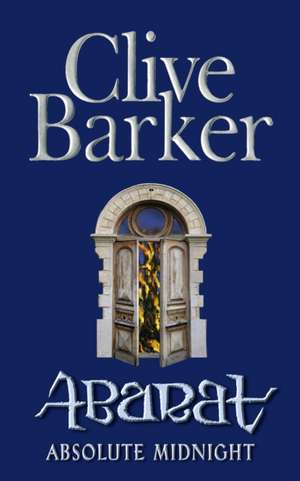 Books of Abarat 03. Absolute Midnight de Clive Barker