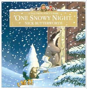One Snowy Night (Tales from Percy S Park)