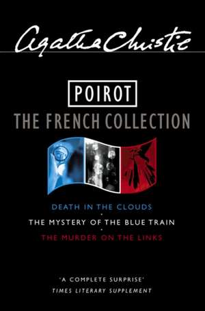 Poirot. The French Collection de Agatha Christie