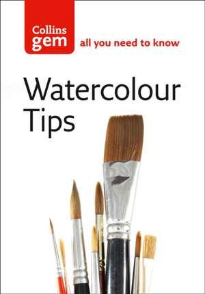 Watercolour Tips MINI de Ian King