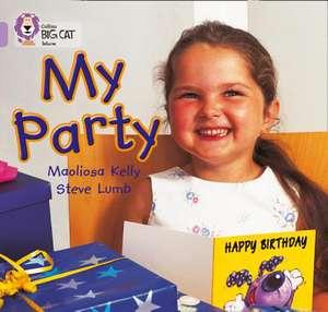 My Party de Maoliosa Kelly