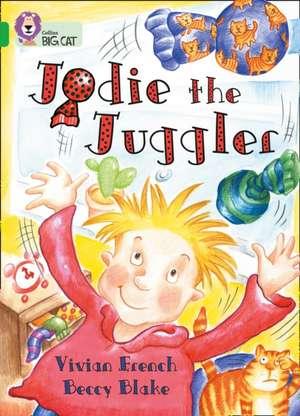 Jodie the Juggler
