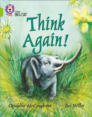 Think Again de Geraldine McCaughrean
