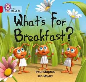 What's For Breakfast de Paul Shipton