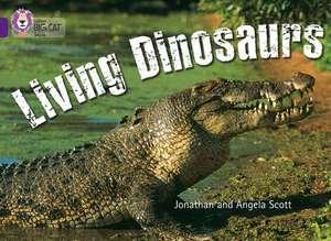 Living Dinosaurs de Jonathan Scott