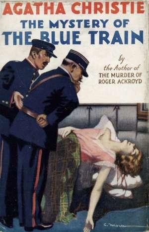 The Mystery of the Blue Train de Agatha Christie