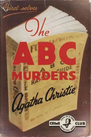 The ABC Murders de Agatha Christie