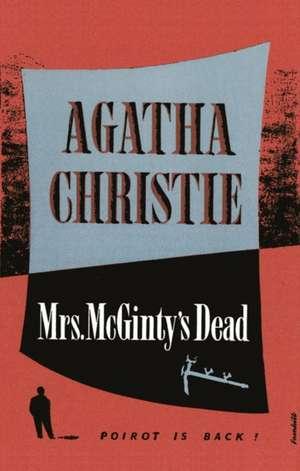 Mrs McGinty's Dead de Agatha Christie