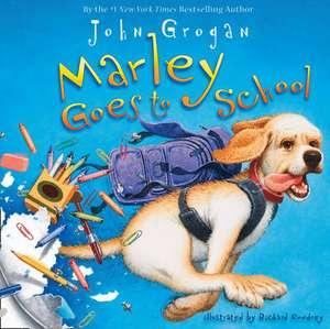 Marley Goes To School
