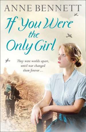 If You Were the Only Girl de Anne Bennett