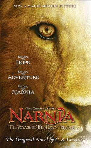 The Chronicles of Narnia (5) - The Voyage of the Dawn Treader