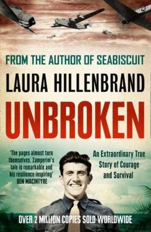 Unbroken: New York Times Bestseller de Laura Hillenbrand
