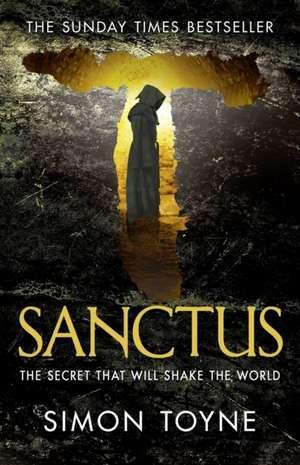 Sanctus de Simon Toyne