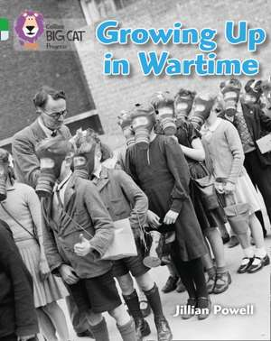Growing up in Wartime