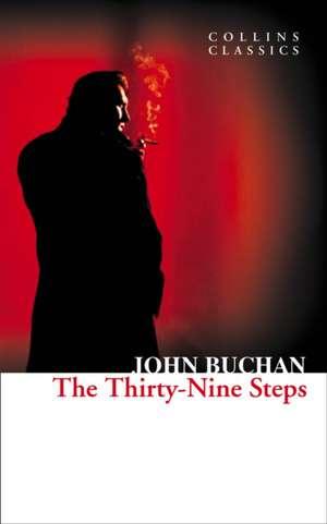 Thirty-nine Steps de John Buchan
