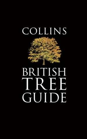 Collins British Tree Guide de Owen Johnson