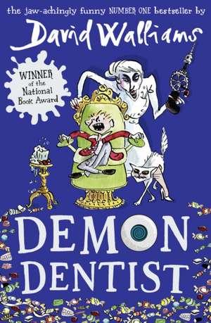 Demon Dentist de David Walliams