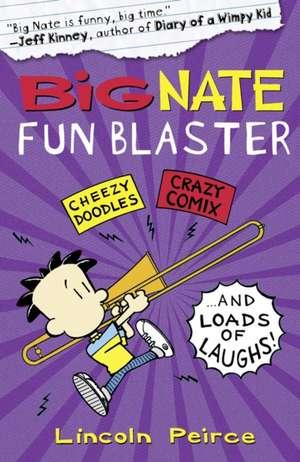 Big Nate Fun Blaster