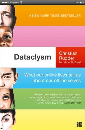 Dataclysm de Christian Rudder