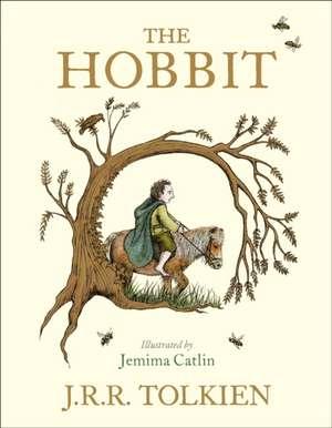 The Colour Illustrated Hobbit de J. R. R. Tolkien