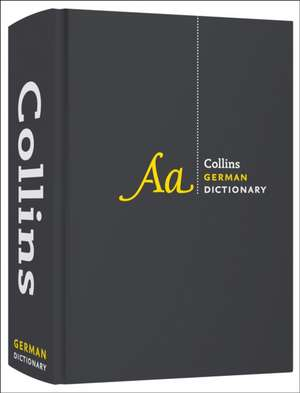Collins German Dictionary de Susie Beattie
