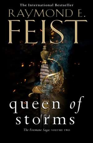 Queen of Storms de Raymond E. Feist
