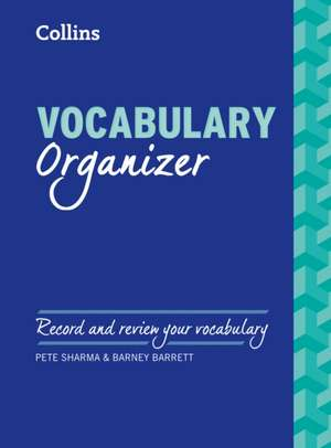Vocabulary Organizer de Pete Sharma