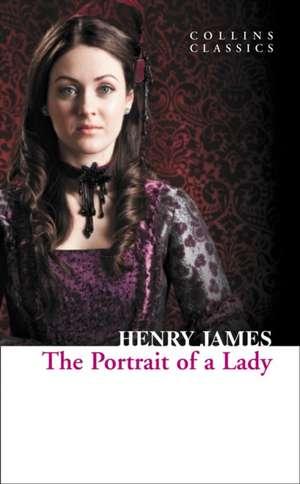 The Portrait of a Lady (Collins Classics) de Henry James