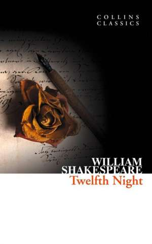 Twelfth Night de William Shakespeare