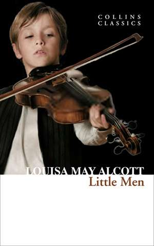 Little Men de Louisa May Alcott