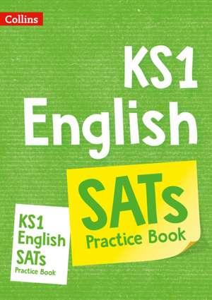 Collins Ks1 Revision and Practice - New 2014 Curriculum Edition -- Ks1 English:  Practice Workbook de Collins UK