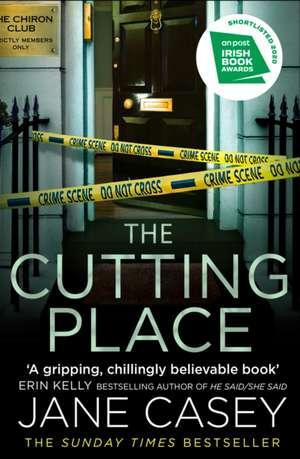 The Cutting Place (Maeve Kerrigan, Book 9) de Jane Casey