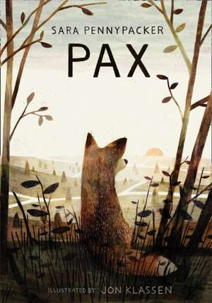 Pax de Sara Pennypacker