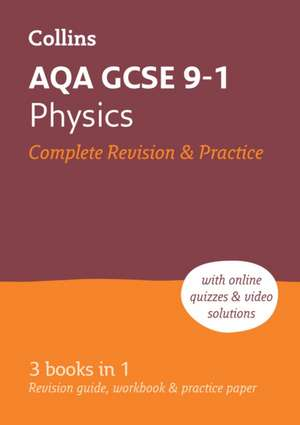 AQA GCSE Physics: All-in-One Revision and Practice de Collins UK
