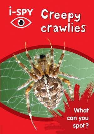 i-Spy Creepy Crawlies: What Can You Spot?