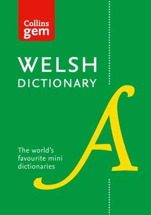 Collins Gem Welsh Dictionary de Collins Dictionaries