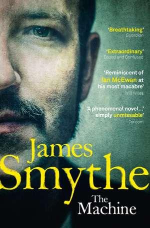 The Machine de James Smythe