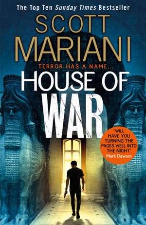 Hourse of War de Scott Mariani