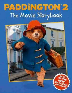 Paddington 2: The Movie Storybook