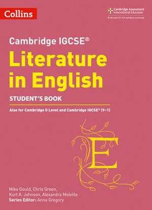 Cambridge Igcse(r) Literature in English Student Book