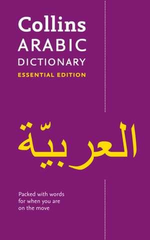 Collins Pocket Arabic Dictionary de  Collins Dictionaries