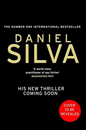 Untitled Thriller 2 de Daniel Silva