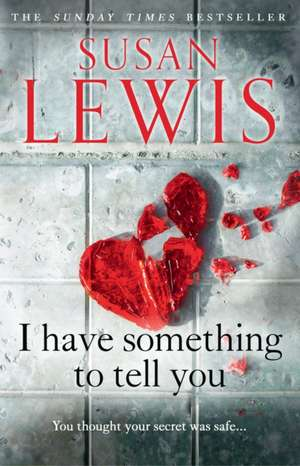Lewis, S: Susan Lewis Untitled Book 6 de Susan Lewis